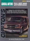 Chevrolet Vans 1987 97