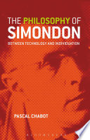 The Philosophy of Simondon