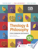 Theology and Philosophy for Common Entrance 13
