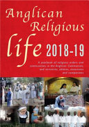 Anglican Religious Life 2018 19