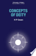 download ebook concepts of deity pdf epub