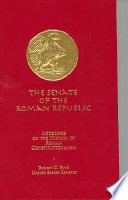 The Senate of the Roman Republic