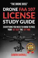 Drone Faa 107 License Study Guide