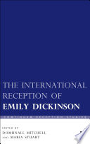 The International Reception of Emily Dickinson