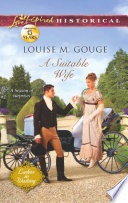 A Suitable Wife  Mills   Boon Love Inspired Historical   Ladies in Waiting  Book 2