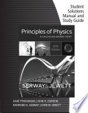 Student Solutions Manual with Study Guide for Serway Jewett s Principles of Physics  A Calculus Based Text  Volume 1