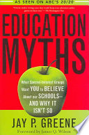 Education Myths