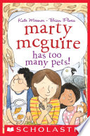 Marty McGuire Has Too Many Pets