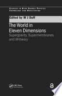 The World in Eleven Dimensions