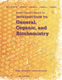 Student Solutions Manual for Bettelheim Brown Campbell Farrell Torres  Introduction to General  Organic and Biochemistry  11th