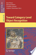 Toward Category Level Object Recognition