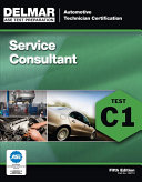 ASE Test Preparation Service Consultant  C1