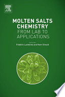 Molten Salts Chemistry book