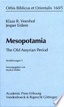Mesopotamia   Ann  herungen