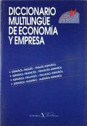 illustration Diccionario multilingüe de economía y empresa