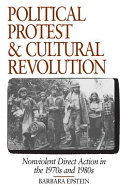 Political Protest and Cultural Revolution