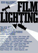 Film Lighting Sourcebook For The Aspiring And Practicing Cinematographer