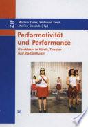 Performativität und Performance