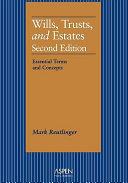 Wills  Trusts  and Estates