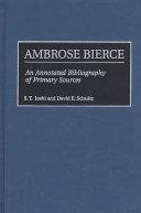 Ambrose Bierce book