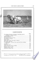 The Purdue Agriculturist