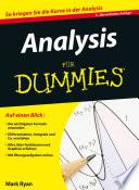Analysis f r Dummies