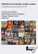 Madrid ante los desaf  os sociales actuales