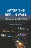 download ebook after the berlin wall pdf epub