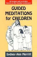 Guided Meditations for Children