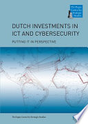 Dutch Investments In Ict And Cybersecurity