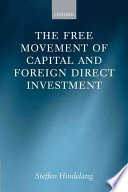 The Free Movement of Capital and Foreign Direct Investment