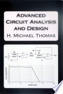 Advanced Circuit Analysis and Design
