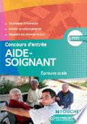 Aide Soignant Epreuve orale Concours d entr  e 2015