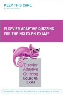 Elsevier Adaptive Quizzing for the Nclex pn Exam Retail Access Card