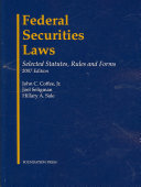 Federal Securities Laws 2007