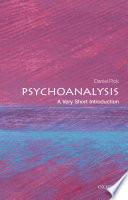 Psychoanalysis  A Very Short Introduction