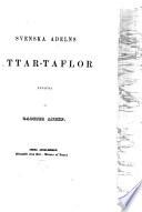Svenska adelns ättar-taflor utgifna: Graufelt från Dal-Mörner af Tuna