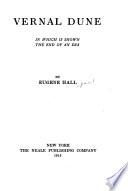 Vernal Dune Book PDF