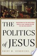 Book The Politics of Jesus