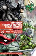 Batman Teenage Mutant Ninja Turtles Deluxe Edition
