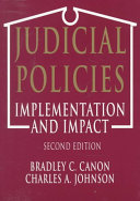 Judicial policies