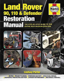 Land Rover 90  110 and Defender Restoration Manual