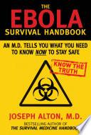 The Ebola Survival Handbook
