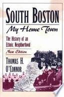 South Boston  My Home Town