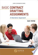 Basic Contract Drafting Assignments