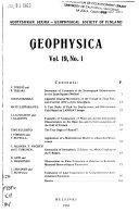 Geophysica
