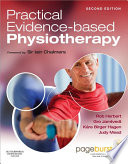 Practical Evidence Based Physiotherapy   E Book