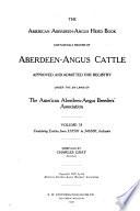 American Aberdeen Angus Herd Book Book PDF