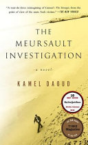 The Meursault Investigation Book Cover