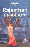 Lonely Planet Rajasthan  Delhi   Agra